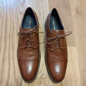 Cole Haan Hartsfield Cap Toe Oxford